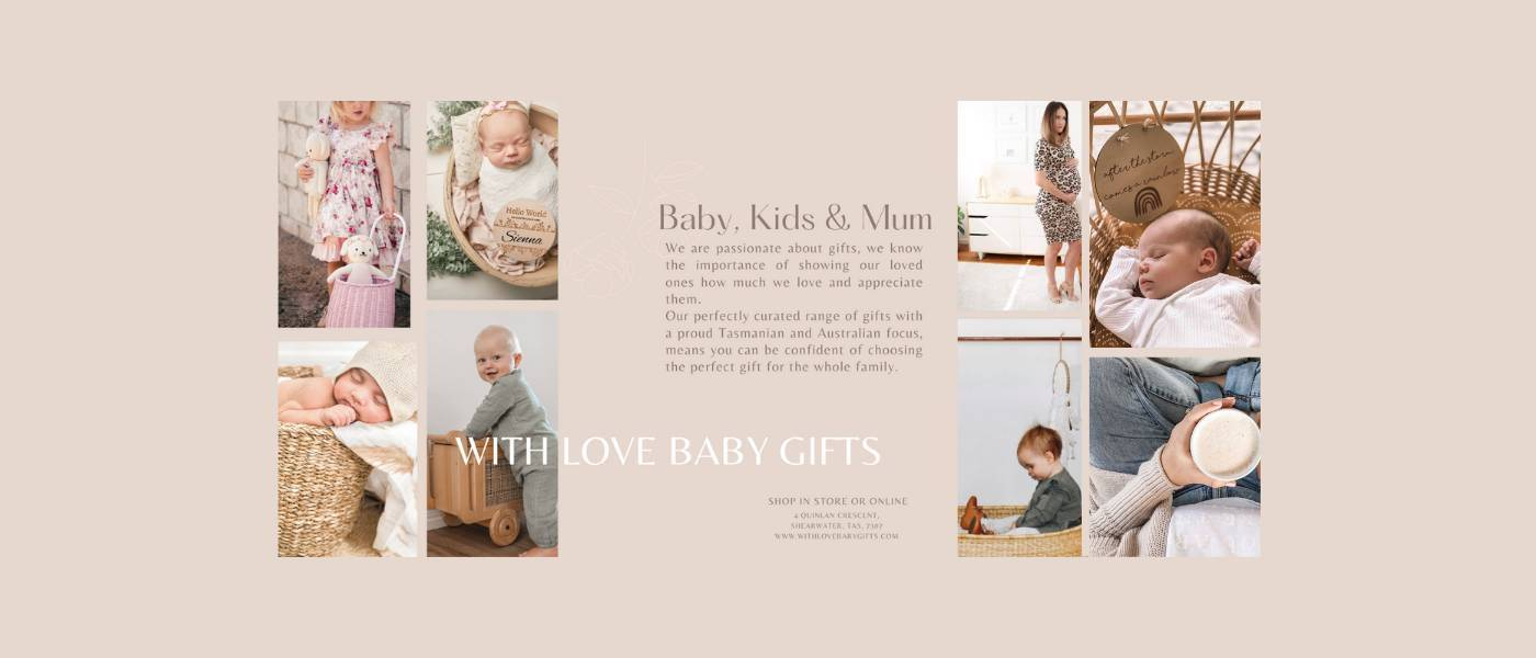 With Love Baby Gifts